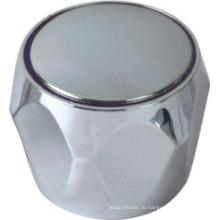 Маховичок из пластика ABS с отделкой Крома (дя-3004)