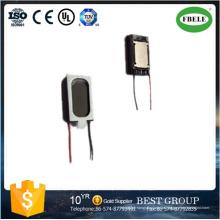Mini Handy Aluminium Cone Lautsprecher, dynamische Lautsprecher mit Draht