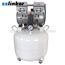 LK-B22 ZZlinker Brand Oil Free Dental Air Compressor 840W