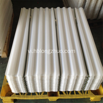 PP Anti-UV Lamella Clarifier Tube Settlers Tấm Media