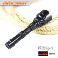 Maxtoch HI5Q-1 CREE Q5 Super LED miroir réflecteur LED militaire torche