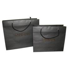 Saco de papel de saco de compras de papel impresso