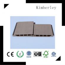 Paneles de pared decorativos de precio de fábrica, China Panel de pared de plástico de madera caliente de venta, hecho en China Panel de pared de precio WPC