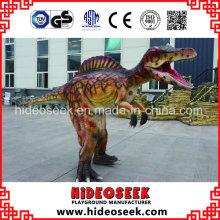 Amusement Park Professional Animatronic Walking Dinosaurier Hersteller