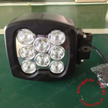 High Quality 80W LED Work Lamp CREE Flood Beam Work Lights for Tractors