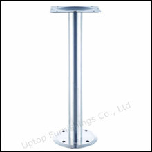 Fast Food Fixed Round Stainless Steel Table Base (SP-STL262)