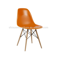 new designed leisure modern plastic chair on sale