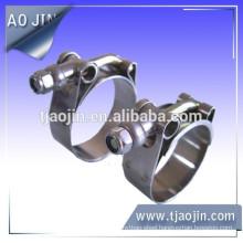 T-bolt hose clamp