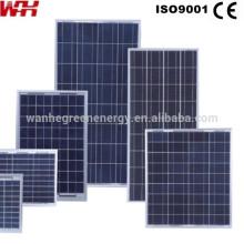 40w 18v energía de panel solar de silicio policristalino