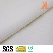 Polyester Blanc Stripe Largeur Large Inhérence Fire Retardant Fireproof Voile