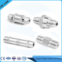 Best-selling SS high Pressure floating check valve
