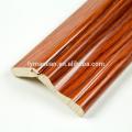 Melamine coated mouldings