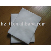 Nonwoven facial wipe