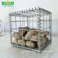 Hebei Giant Metal Galvanized Woven Gabion Box