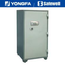 Caja de seguridad electrónica ignífuga Yongfa 137cm Height Ale Panel con perilla