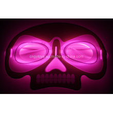 New Glow Mask of Skull Shape for Halloween