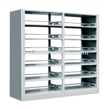 Luoyang Fabrik Herstellung Buchhandlung Regale / Stahl Bibliothek Buchregal