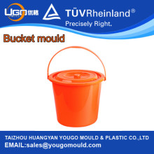 Water Bucket Mould with Cover and Handle