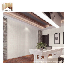 easy clean large scale design modern mural pvc wallpaper for home