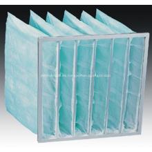 Bolsa de filtro de aire que hace la máquina