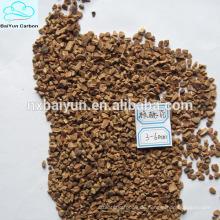 Walnuss-Oberteil-Filter der unterschiedlichen Größe Walnuss-Oberteil für Walnussoberteilfilter für das Entfernen von Abwasserunreinheiten