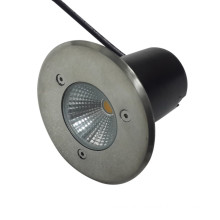 Ce RoHS 7W LED Underground Light Bridgelux COB Garden Light IP67