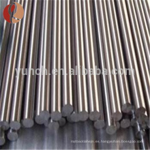 Varilla / barra molybdenum pura del molybdenum TZM del 99.95% para el horno
