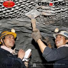 Perno de taladro hueco del ancla de la roca de la autoperforación de alta resistencia de la explotación minera