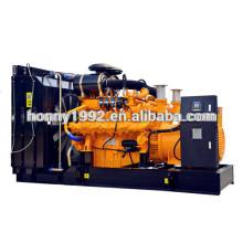 Combustible diesel y gas natural Unite Power Generator