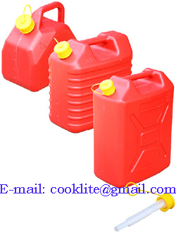 Hdpe Fuel Cans 250