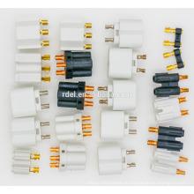 Вставьте разъем С12 С13 С14 С15 ДОСТИГАЕМОСТЬ RoHS и IEC 60320