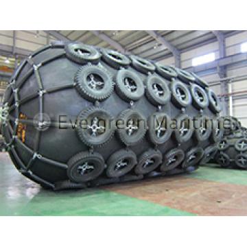 Marine Pneumatic Rubber Fender for Dock to Ship and Ship to Ship
