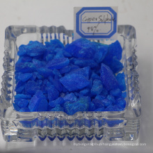 Raw material agriculture grade diamond copper sulphate