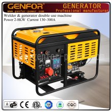 GF10-200ade 5kw 200A Diesel Welding Generator with Ce Certification