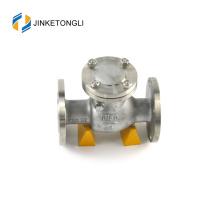 JKTLPC094 clapet anti-retour à bride en acier forgé de contre-pression pour ligne