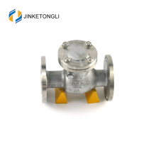 JKTLPC094 back pressure forged steel flanged check valve for line