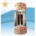 Visite guidée panoramique ascenseur en verre choix de qualité