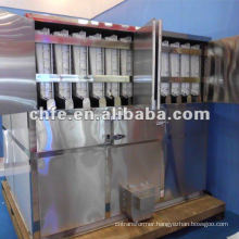 Full automatic cube ice machine