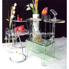Home Furniture for Acrylic Chair and Table