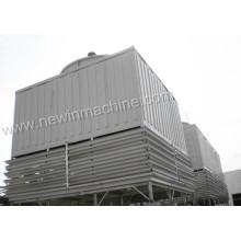 Torre de enfriamiento del flujo del contador grande del ruido bajo de Newin (NST-1400H / M)