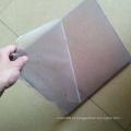 Folha rígida transparente do PVC da espessura de 3mm
