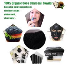 Formulário ativado bambu do pó do carvão vegetal do produto comestível para produtos dos cuidados médicos