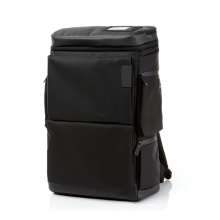 Black Large Capacity Computer Backpack Laptop Bag