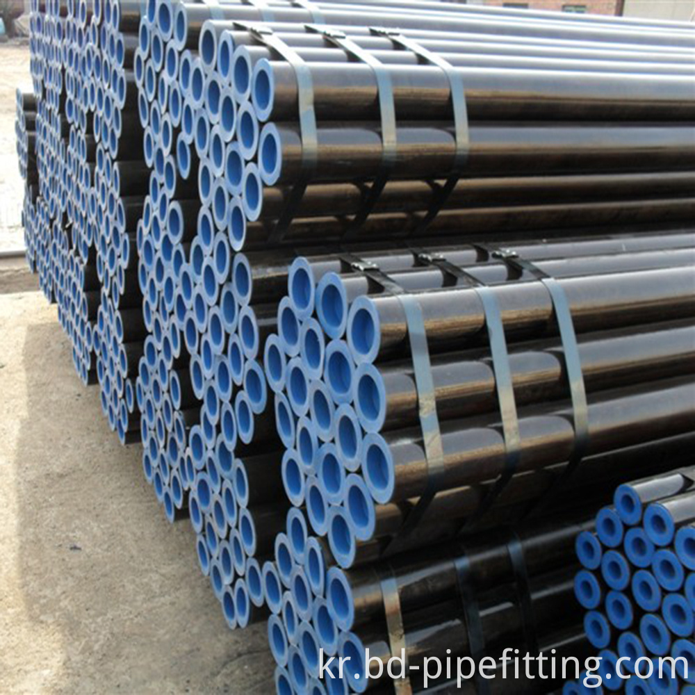 API 3PE Coating Carbon Spiral Welded Line Steel Pipe