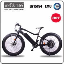 MOTORLIFE / OEM marca 2017 venda quente novo 1000 w gordura pneu bicicleta elétrica