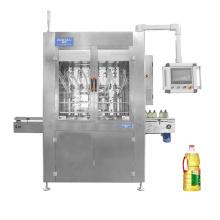Automatic paste ointment quantitative volumetric piston pump edible coconut oil bottle filling machine
