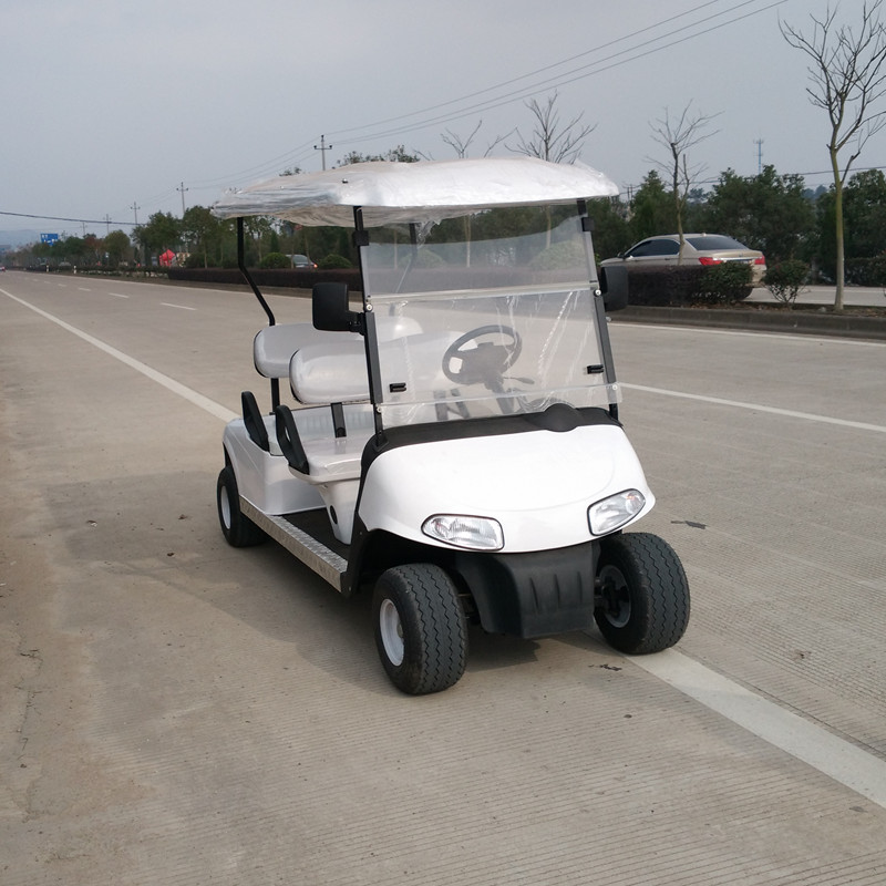 wholesale 4 posti golf cart elettrici economici