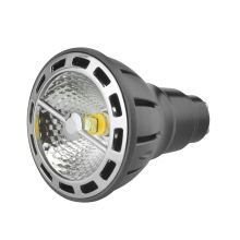 7W Stereo COB Reflector Dimmable GU10 Base LED PAR20 (LS-P707-A-BWW/BW)