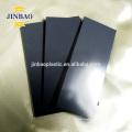 JINBAO gris dur 1.4 -1.8 densité nouveau fabricant rigide de feuille de PVC