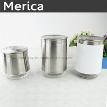 Different Sizes Stainless Steel Canister